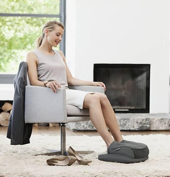 Fußmassagegerät FM 885 mit Shiatsu-Massage