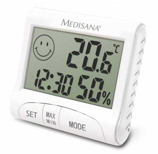 HG 100 Hygrometer zur Anzeige von Luftfeuchtigkeit und Raumtemperatur