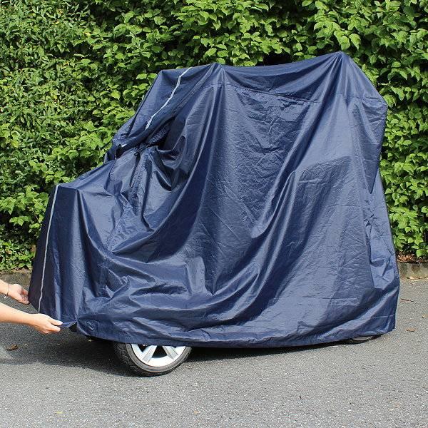 Scooter-Garage rainPro zum Schutz Ihres Elektromobils