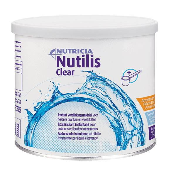 Nutilis Clear Andickungspulver | Pfrimmer Nutricia