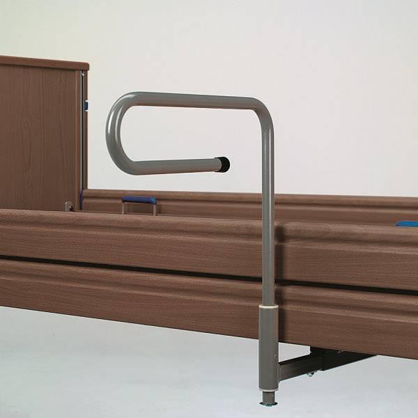 Aufstehhilfe für das Bock-Pflegebett