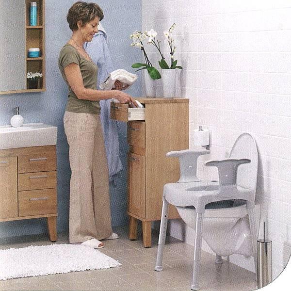 Toilettenstützgestell Swift