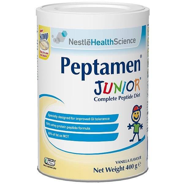 Peptamen Junior für mangelernährte Kinder ab 1 Jahr | Nestle Nutrition 400 g