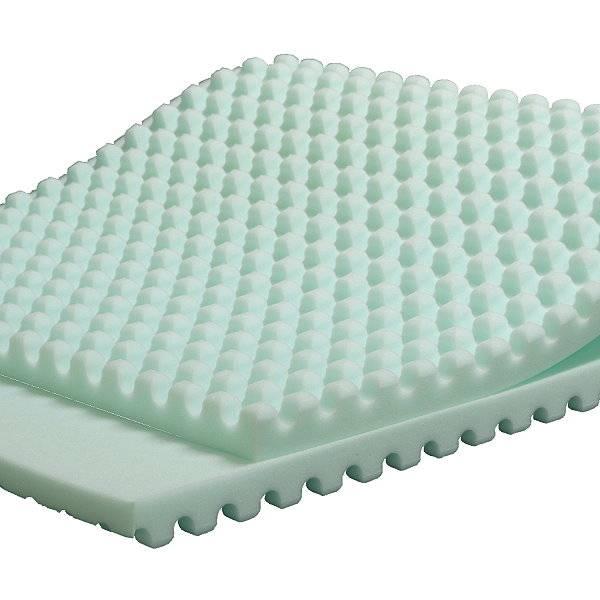 DEKU Soft: Anti-Dekubitus Matratzenauflage aus viscoelastischem Schaumstoff