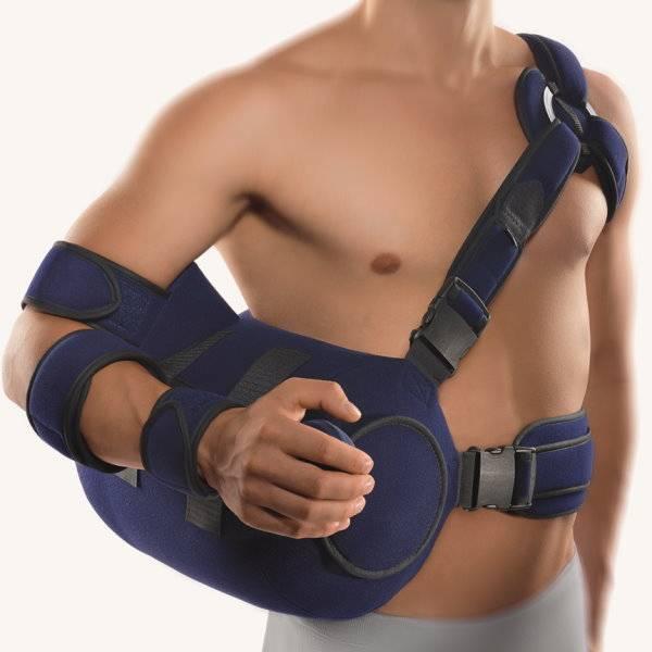 Armbandage OmoTwinAir zur Ruhigstellung des Schultergelenks
