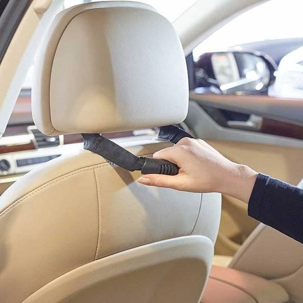 Kopfstützenhaltegriff fürs Auto