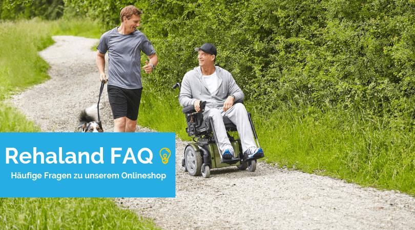 Rehaland-Onlineshop-FAQ