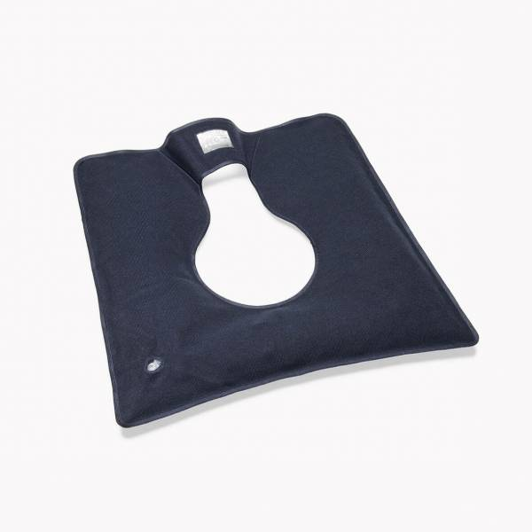 Aufblasbares Sitzkissen Codyn ca. 45x45 cm