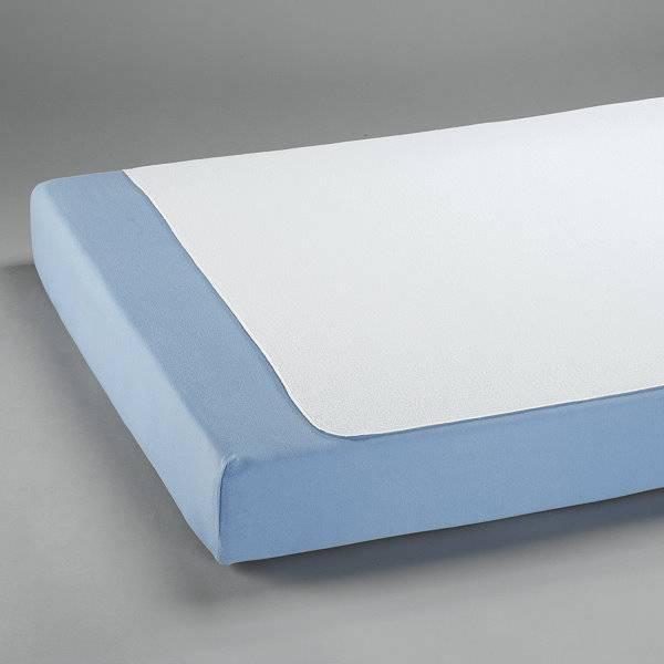 Bettschutzauflage als Matratzenschutz bei Inkontinenz