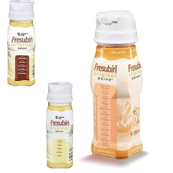 Fresubin original Drink bei Appetitlosigkeit | Fresenius