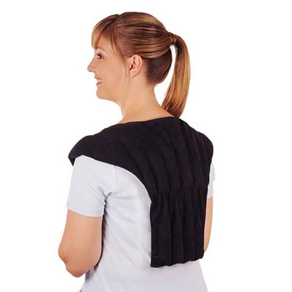 Kryotherm Wärmeschal bei Nackenschmerzen & Rückenverspannungen