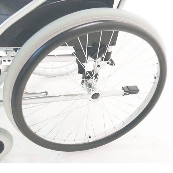Rollstuhl-Greifreifenüberzug - gibt mehr Grip