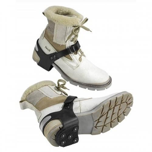 Schuhspikes als Gleitschutz