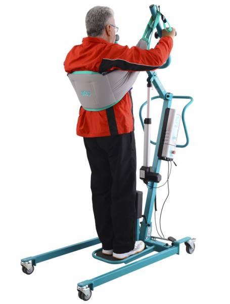 Aufrichtgurt mit Brustschlaufe für aks Aktivlifter