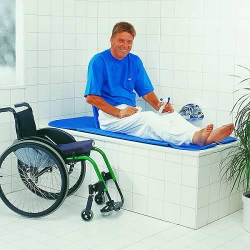 Liegelifter Für Die Badewanne Badewannenlifter Und Zubehör