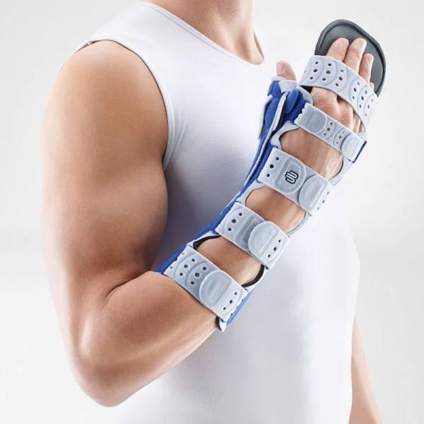 Handgelenk-Orthese zur Ruhigstellung ManuLoc Rhizo long plus