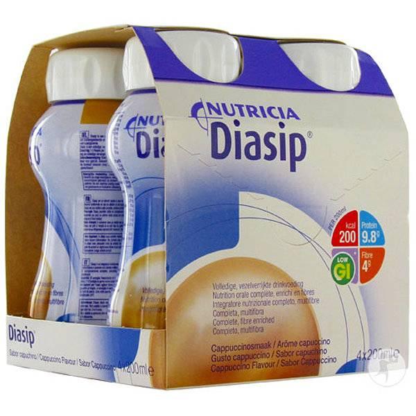 Diasip für Diabetiker | Pfrimmer Nutricia