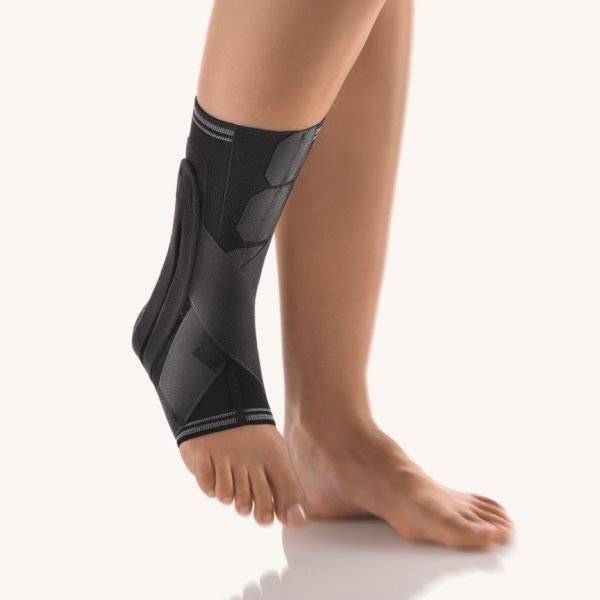 Fußhebebandage für das Sprunggelenk
